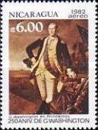 [Airmail - The 250th Anniversary of the Birth of George Washington, 1732-1799, Typ XDS]