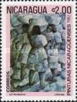 [Airmail - Nicaraguan Paintings, Typ XDY]