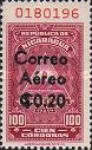 [Airmail - Consular Fiscal Stamps, type XR]
