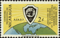 [Airmail - Junior Chamber of Commerce Congress, type XS]