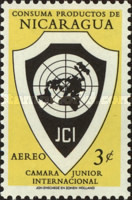 [Airmail - Junior Chamber of Commerce Congress, type XT]