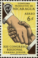 [Airmail - Junior Chamber of Commerce Congress, type XW]