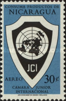 [Airmail - Junior Chamber of Commerce Congress, type XZ]