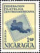 [Airmail - Central American Philatelic Societies Federation Commemoration, Typ ZN]