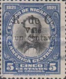 [Postage Stamps of 1921 Surcharged, Typ E1]