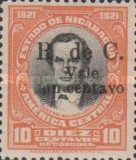 [Postage Stamps of 1921 Surcharged, Typ E2]