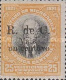 [Postage Stamps of 1921 Surcharged, Typ E3]