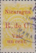 [Revenue Stamps Overprinted, Typ F]