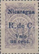 [Revenue Stamps Overprinted, Typ F2]