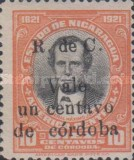 [Postage Stamps of 1921 Overprinted, Typ G2]