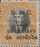 [Postage Stamps of 1921 Overprinted, Typ G3]