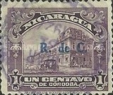 [Postage Stamp of 1922 Overprinted