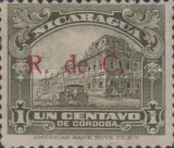 [Postage Stamp of 1928 Overprinted