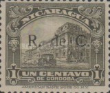 [Postage Stamp of 1930 Overprinted