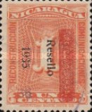 [Postal Tax Stamps Overprinted