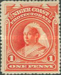[Queen Victoria - Watermarked, type I3]