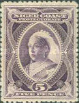[Queen Victoria - Watermarked, type L3]