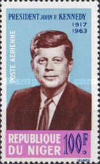 [Airmail - The 1st Anniversary of the Death of President Kennedy, 1917-1963, type ]