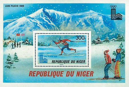 [Winter Olympic Games - Lake Placid, USA 1980, Typ ]