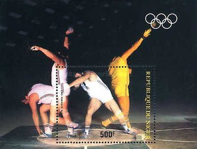 [Airmail - Olympic Games - Los Angeles 1984, USA, type ]
