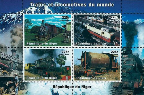 [Railways from around the World, Typ ]