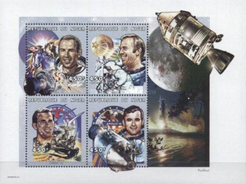[Space Exploration - American Astronauts, Typ ]