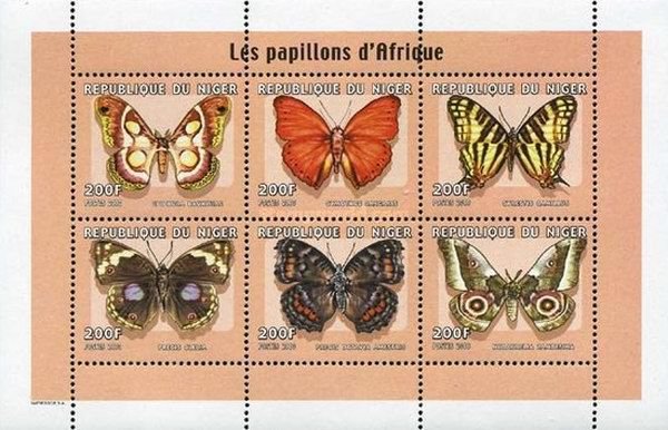 [Butterflies of Africa, Typ ]