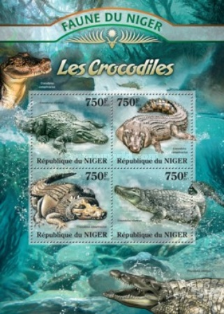 [Fauna of Niger - Crocodiles, type ]