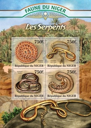 [Fauna of Niger - Snakes, Typ ]