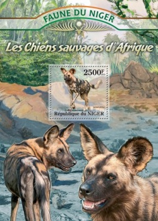 [Fauna of Niger - Wild Dogs of Africa, Typ ]