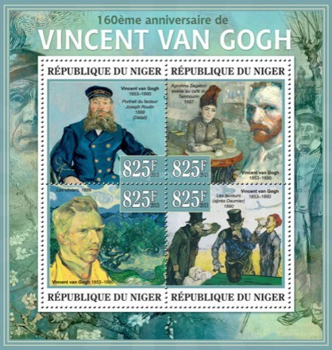 [Paintings by Vincent van Gogh, 1853-1890, Typ ]