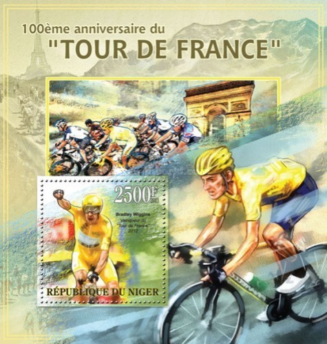 [Sports - The 100th Anniversary of Tour de France, Typ ]