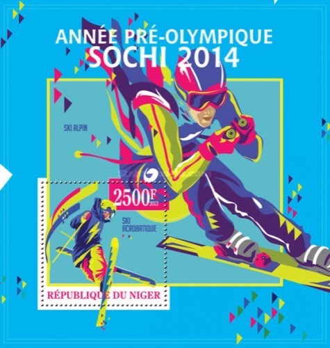 [Sports - Winter Olympic Games - Sochi, Russia, type ]