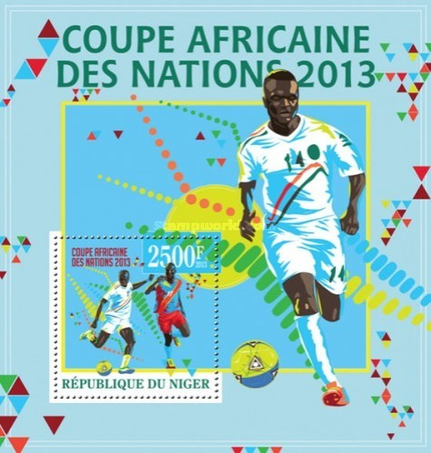 [Sports - Football - African Cup of Nations 2013, Typ ]