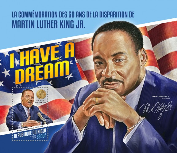 [The 50th Anniversary of the Death of Martin Luther King Jr., 1929-1968, type ]