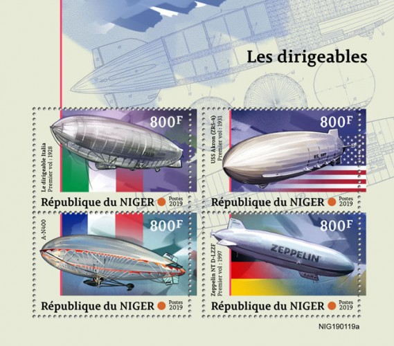 [Transportation - Dirigibles, type ]