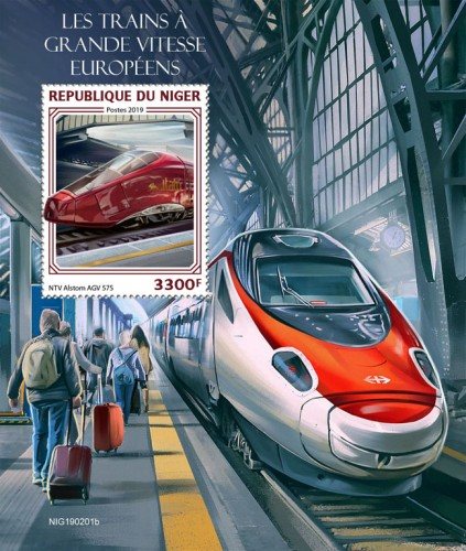 [Transportation - European Speed Trains, type ]