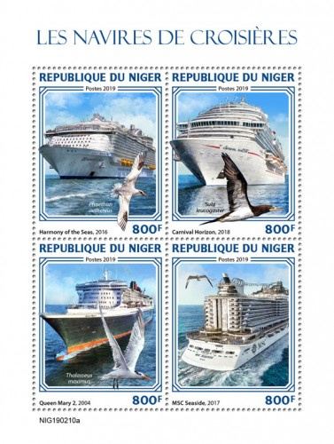 [Transportation - Cruise Ships, type ]