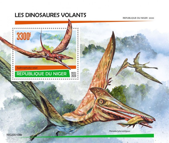 [Prehistoric Animals - Flying Dinosaurs, type ]