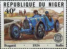 [The 75th Anniversary of French Grand Prix Motor Race, Typ AAE]