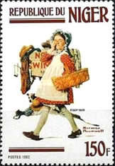 [Paintings of Norman Rockwell, Typ ABM]