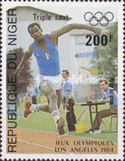 [Airmail - Olympic Games - Los Angeles, USA, Typ ADU]