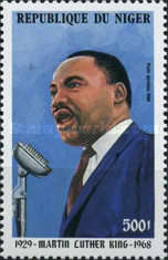 [Airmail - Martin Luther King, 1929-1968, Typ AHP]