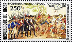 [The 200th Anniversary of French Revolution, Typ AKF]