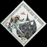 [Olympic Games - Barcelona 1992, Spain, type ALM]