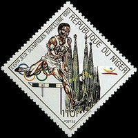 [Olympic Games - Barcelona 1992, Spain, type ALN]