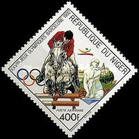 [Olympic Games - Barcelona 1992, Spain, Typ ALP]