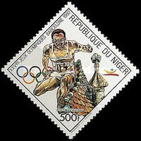 [Olympic Games - Barcelona 1992, Spain, type ALQ]