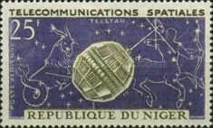 [Airmail - Space Telecommunications, Typ AV]