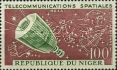 [Airmail - Space Telecommunications, type AW]